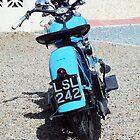 1936 Harley Davidson 2 by Paul  Green