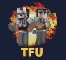 Team Force Update's T-Shirt & Stickers (3D) Kids Clothes