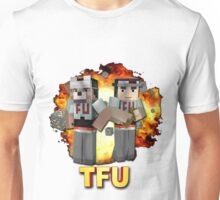 Team Force Update's T-Shirt & Stickers (3D) Unisex T-Shirt