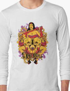 Sinful rockabilly Long Sleeve T-Shirt