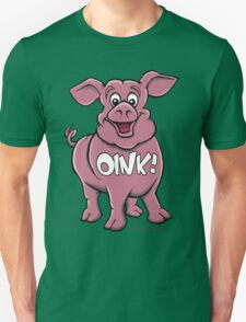 Piggy Oink! T-Shirt