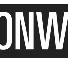 WONWOO 1 Sticker