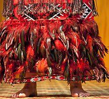 Maori Haka Costume by phil decocco