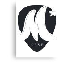 McFly Plectrum Design! Canvas Print