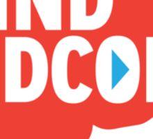 Mind VidCon Sticker
