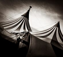 Cirque Tent by Neil Photograph
