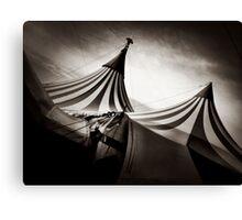 Cirque Tent Canvas Print