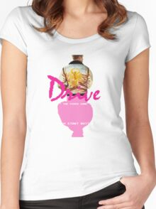 Drive Video Game Women's Fitted Scoop T-Shirt