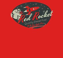 Red Rocket (Distressed) Unisex T-Shirt