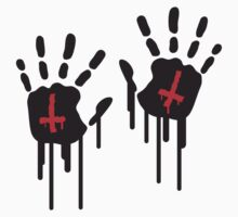 Bloody Handprints by Style-O-Mat