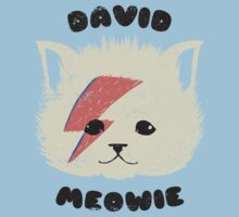 David Meowie by Look Human