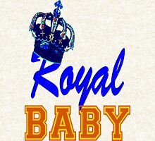 §♥Royal Crowned Baby Fantabulous Clothing & Stickers♥§ Zipped Hoodie
