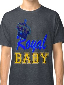 §♥Royal Crowned Baby Fantabulous Clothing & Stickers♥§ Classic T-Shirt