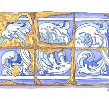 tiles II by terezadelpilar~ art & architecture