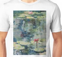 Nymph Echo, watercolor on paper Unisex T-Shirt