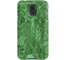gaia green, spirit of nature Samsung Galaxy Case/Skin