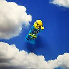 Extreme sports - Skydiving. by playwell
