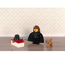 Home life of a Sith Lord Photographic Print