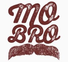 MOVEMBER – MO BRO by gazbar