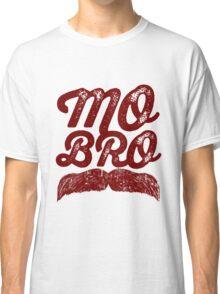 MOVEMBER – MO BRO Classic T-Shirt