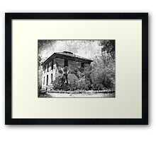 In Times Gone By  Framed Print