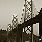 Bay Bridge  by olivia destandau