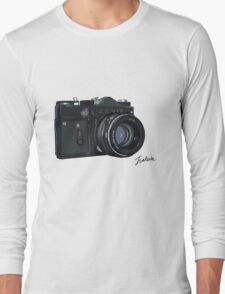 Classic Russian camera Long Sleeve T-Shirt