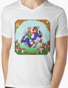 The Bro Code Mens V-Neck T-Shirt
