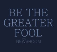 Be The Greater Fool (#nephierb) by Nephie Ripley