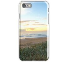 Flagler Beach Sunrise iPhone Case/Skin