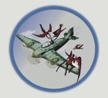 Birdmen Warriors by ori-STUDFARM