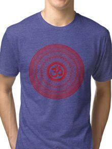om mandala (liáliom) Tri-blend T-Shirt