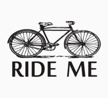 Bicycle Ride Me by GeekLab
