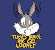 Tunes make me go looney by demoose