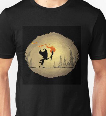 don't starve - Wilson Unisex T-Shirt