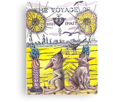 Voyage of the Spirit Canvas Print