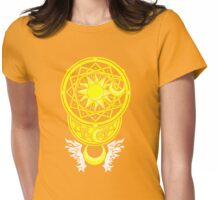 CardCaptor Sakura  Womens Fitted T-Shirt