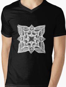 Compass W Mens V-Neck T-Shirt