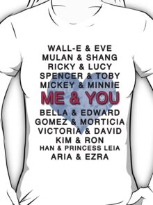 Classic Couples3 T-Shirt