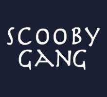 Scooby Gang (Buffy) Kids Tee