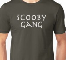 Scooby Gang (Buffy) Unisex T-Shirt