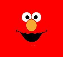 Elmo  by GabrielaBeltram