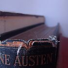 Jane Austen by RosPho