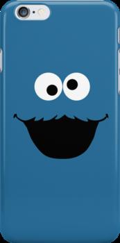 Cookie monster by GabrielaBeltram