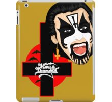 King Diamond iPad Case/Skin