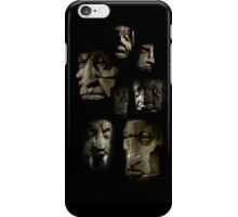 Don't Go On! Go Back While You Still Can!  iPhone Case/Skin