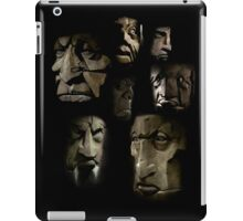 Don't Go On! Go Back While You Still Can!  iPad Case/Skin