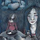 Keep the moon - I have the rain by Ida Jokela