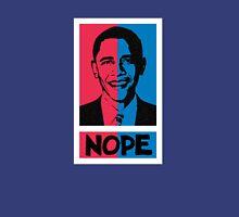 NOPE! No Hope for Obama Unisex T-Shirt