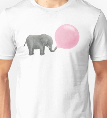 Jumbo Bubble Gum  Unisex T-Shirt